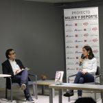 Testimonios de mujeres deportistas para presentar Supera-T en Nules